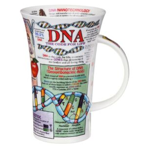 DNA Glencoe Shape Mug