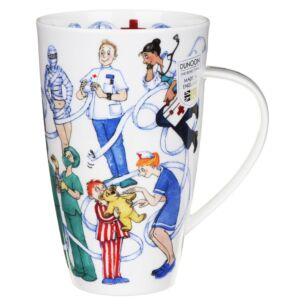 Doctors & Nurses Henley shape Mug