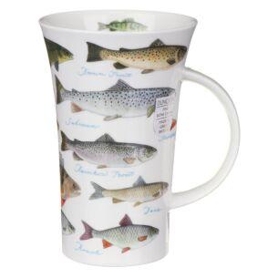 Fresh Water Fish Glencoe shape Mug