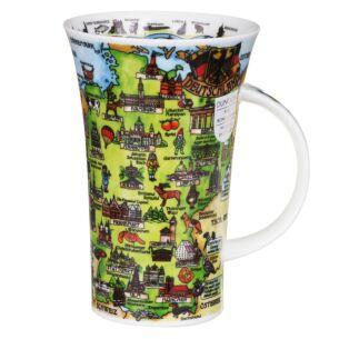 Deutschland Glencoe Shape Mug