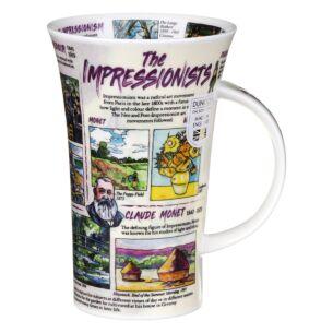 Impressionists Glencoe Shape Mug
