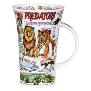 Predators Glencoe Shape Mug