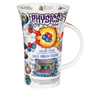Dunoon Physics Glencoe Shape Mug