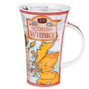Scottish Whisky Glencoe shape Mug
