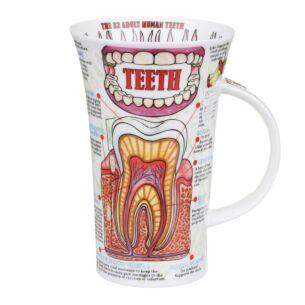 Teeth Glencoe Shape Mug