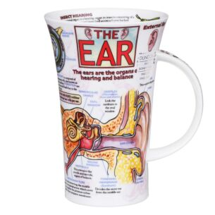 The Ear Glencoe Shape Mug