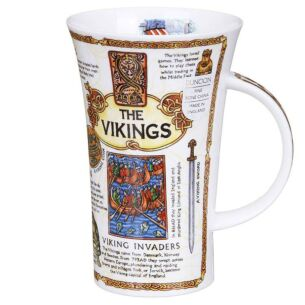 The Vikings Glencoe Shape Mug