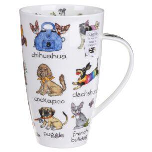 Superdogs Henley Shape Mug