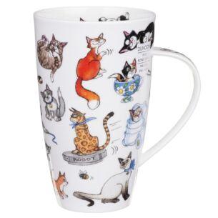 Catastrophe Henley Shape Mug