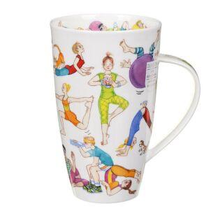 Flexible Friends Henley Shape Mug