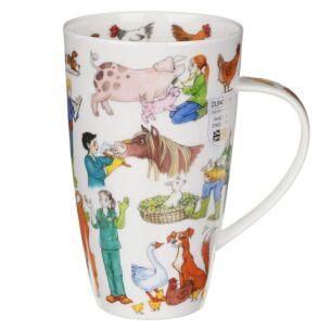 Farmacy Henley Shape Mug