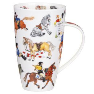 Horseplay Henley Shape Mug