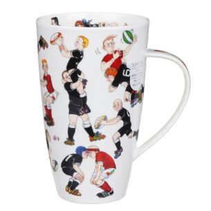 Tackle! Henley Shape Mug