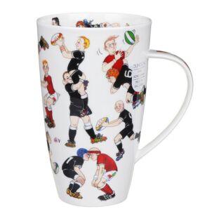 Dunoon Tackle! Henley Shape Mug