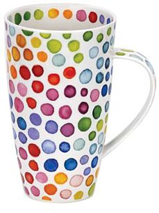 Hot Spots Henley shape Mug
