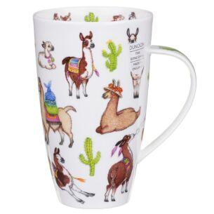 Llamarama Henley Shape Mug