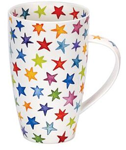 Dunoon Starburst Henley shape Mug