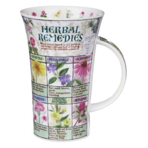 Herbal Remedies Glencoe shape Mug