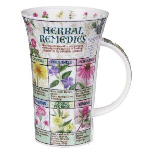 Herbal Remedies Glencoe shape Mug