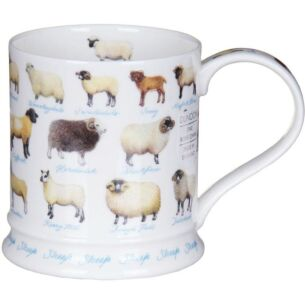 Farm Life Sheep Iona Shape Mug