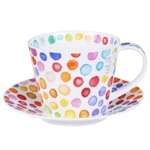 Hot Spots Islay Cup & Saucer