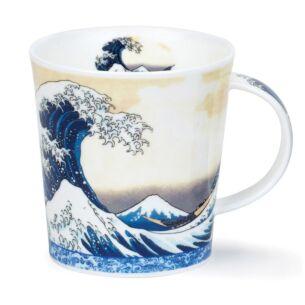 Ukiyo-E Wave Lomond Shape Mug