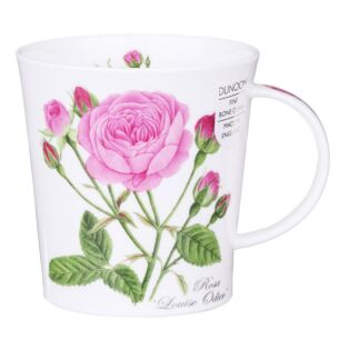 Botanica Rose Lomond Shape Mug