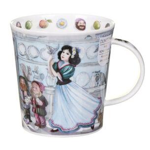Fairy Tales Snow White Lomond Shape Mug