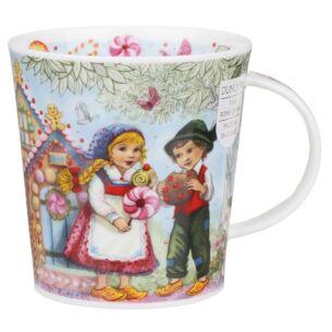 Fairy Tales Hansel & Gretel Lomond Shape Mug