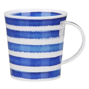 Hoopla! Blue Lomond Shape Mug