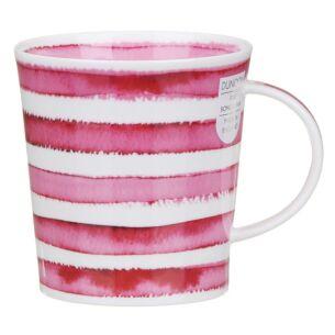 Hoopla! Pink Lomond Shape Mug