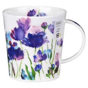 Beau Jardin Purple Lomond Shape Mug