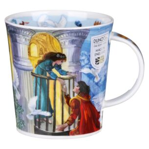 Fairy Tale Romero & Juliet Lomond Shape Mug