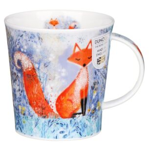Mystic Wood Fox Lomond Shape Mug