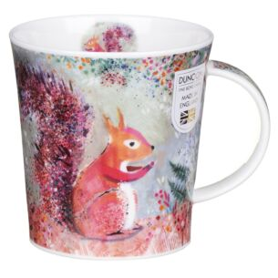 Mystic Wood Squirrel Lomond Shape Mug