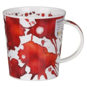 Splosh! Red Lomond Shape Mug