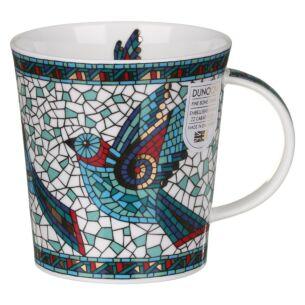 Terrazzo Bird Lomond Shape Mug