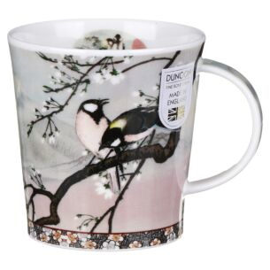 Ukiyo-E Birds Lomond Shape Mug