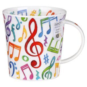 Upbeat! Lomond Shape Mug