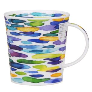 Slapdash! Blue Lomond Shape Mug