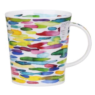 Slapdash! Green Lomond Shape Mug