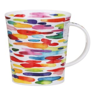 Slapdash! Red Lomond Shape Mug