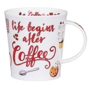 Slogans Coffee Lomond Shape Mug