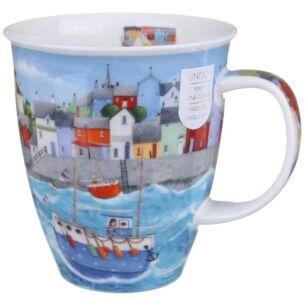 Ahoy Harbour Nevis shape Mug