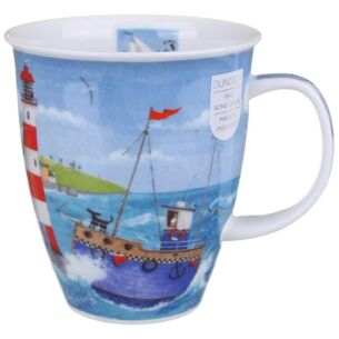 Ahoy Lighthouse Nevis shape Mug