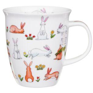 Bunnies Nevis Shape Mug