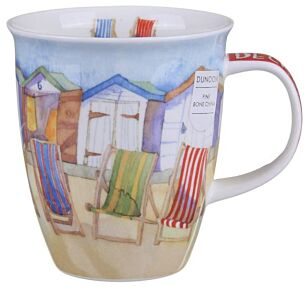 By The Coast Deckchairs Nevis shape Mug