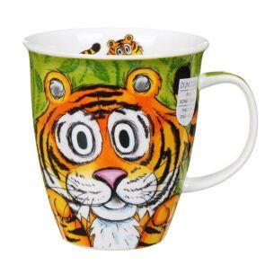 Go Wild Tiger Nevis Shape Mug