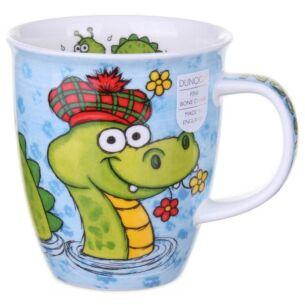 Highland Gang Nessie Nevis Shape Mug