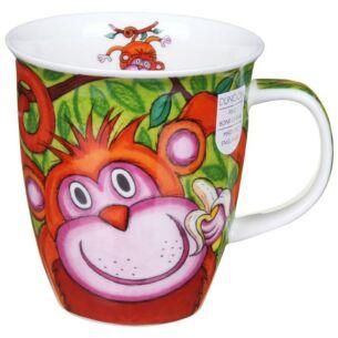 Monkey Nevis Shape Mug